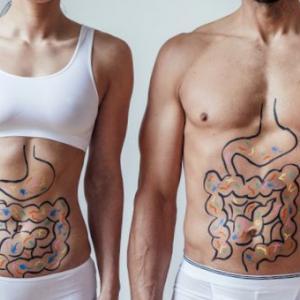 Abdominal Belly Massage